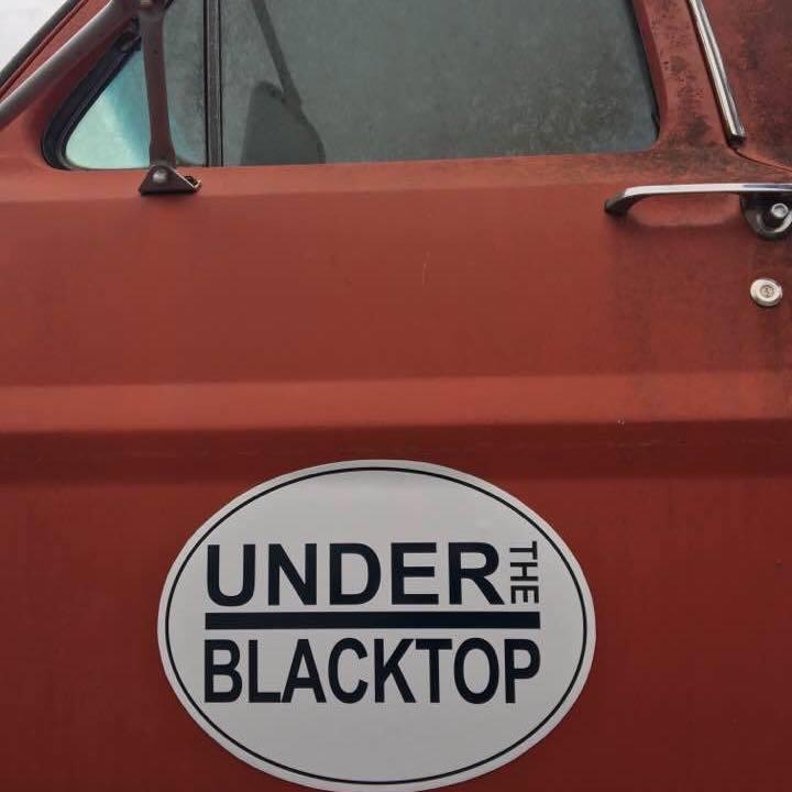 Under The Blacktop Tour Dates