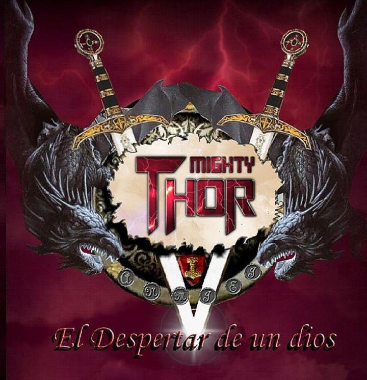 Mighty Thor Tour Dates