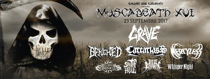 SOUTH  OF  HELL @ Muscadeath Fest - Vallet, France