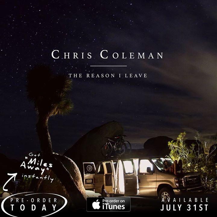 Chris Coleman @ Vinyl with Beau + Luci and California Prayer Book - Atlanta, GA