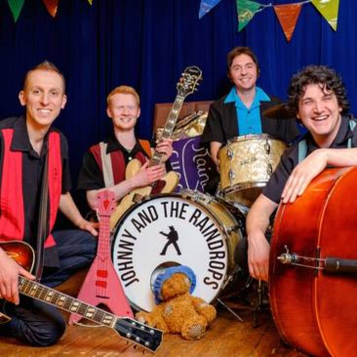 Johnny and the Raindrops @ Spiegeltent - Nottingham, United Kingdom