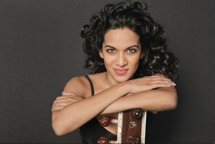Anoushka Shankar @ Royal Albert Hall - London, United Kingdom