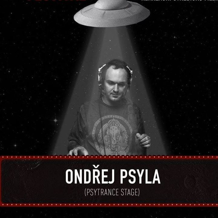 DJ Ondrej Psyla @ Cover Place - Prague, Czech Republic