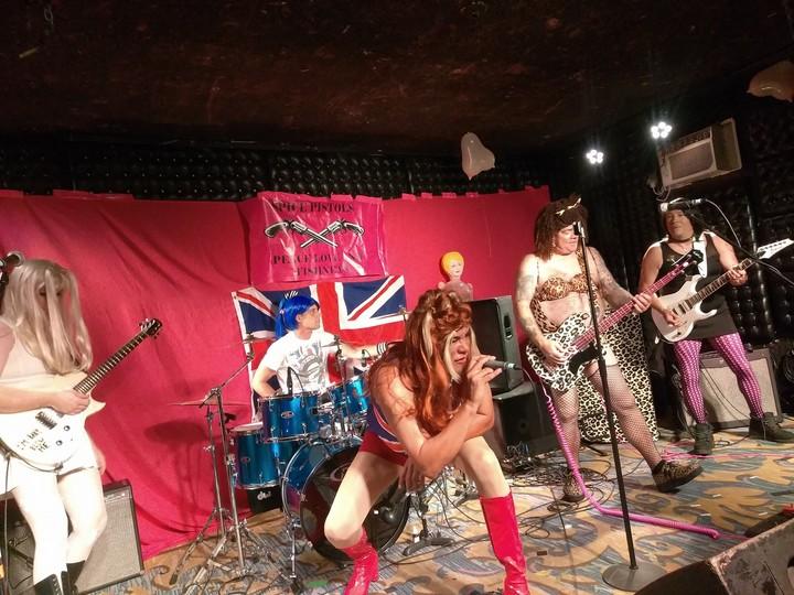 Spice Pistols @ Dipiazzas - Long Beach, CA