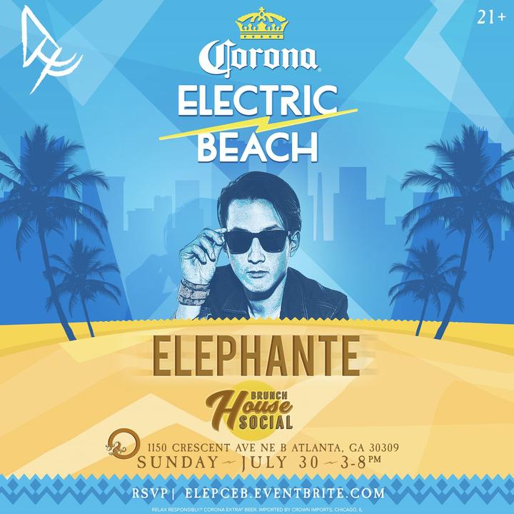 Electric Beach @ Opera  - Atlanta, GA