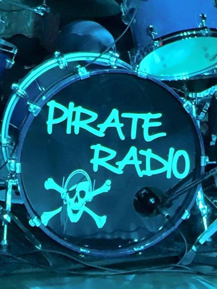 Pirate Radio Tour Dates