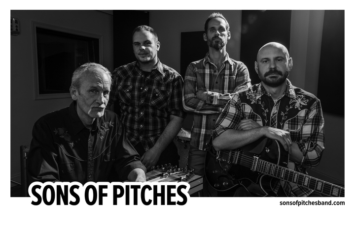 Sons of Pitches @ Backroom Brewery - Ruckersville, VA