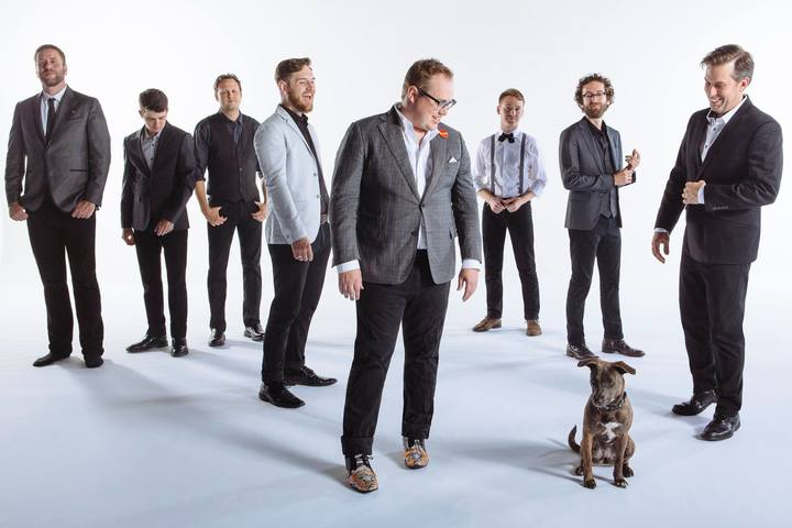 St. Paul and the Broken Bones @ Zoellner Arts Center - Bethlehem, PA