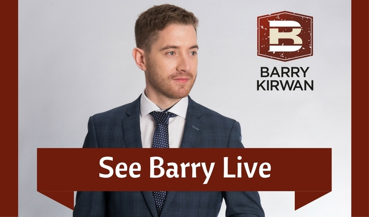 Barry Kirwan Music @ DuPont Club - Derry, United Kingdom