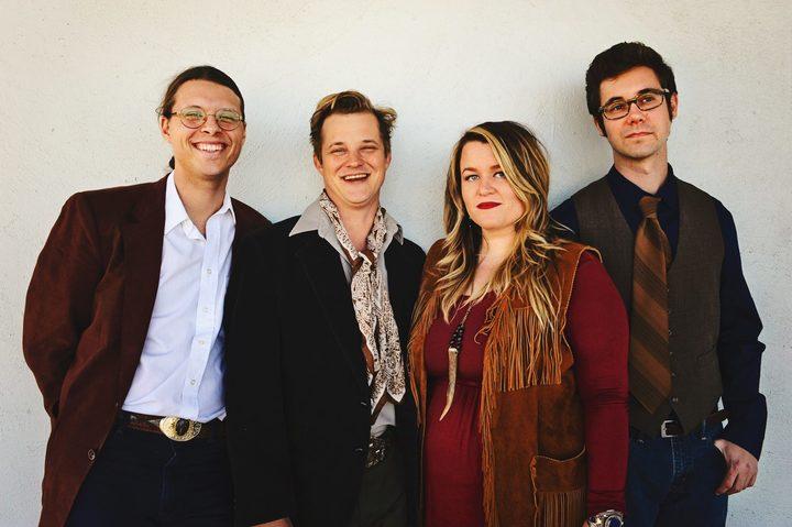 Emily Gimble @ National Folk Festival w. Marshall Ford Band - Greensboro, NC