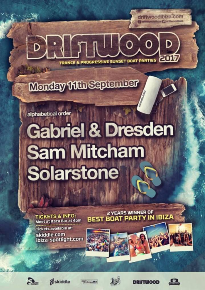 Gabriel & Dresden @ Driftwood Boat Party - Ibiza, Spain