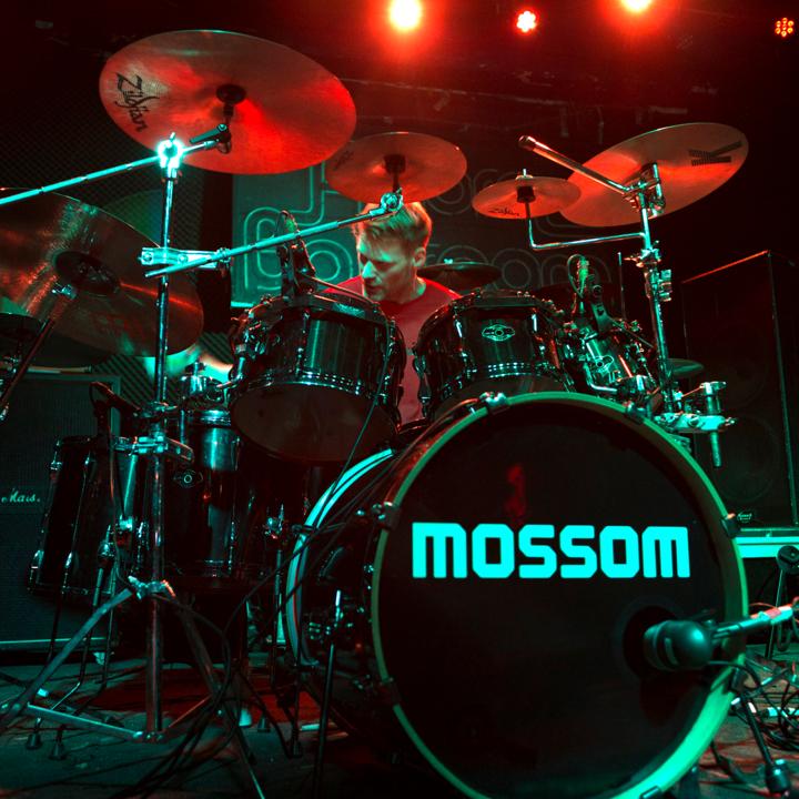 Mossom @ Superior Sound Recording Studios - Cleveland, OH