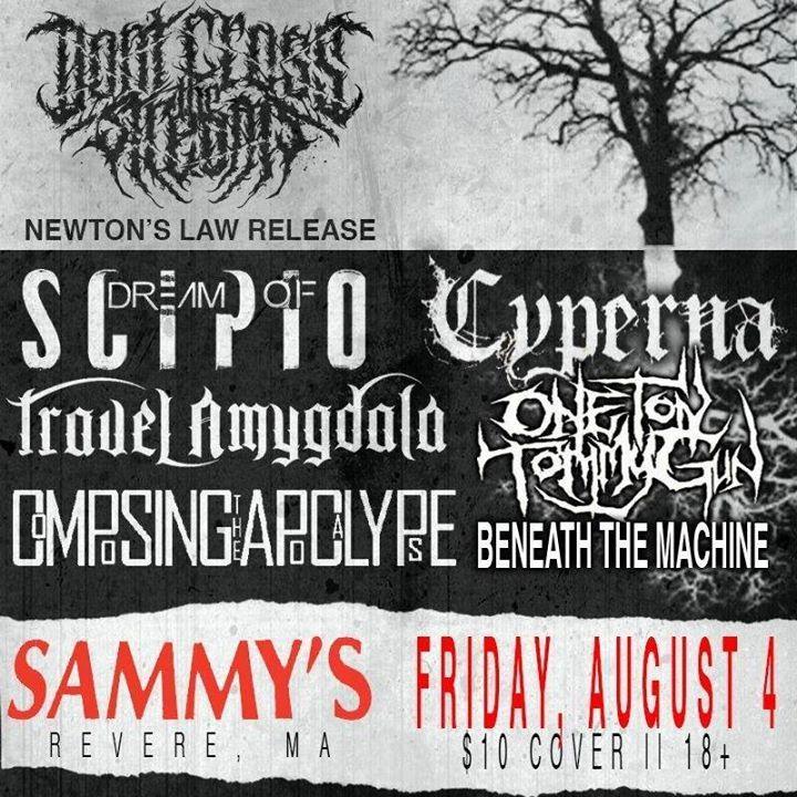Composing the Apocalypse Tour Dates