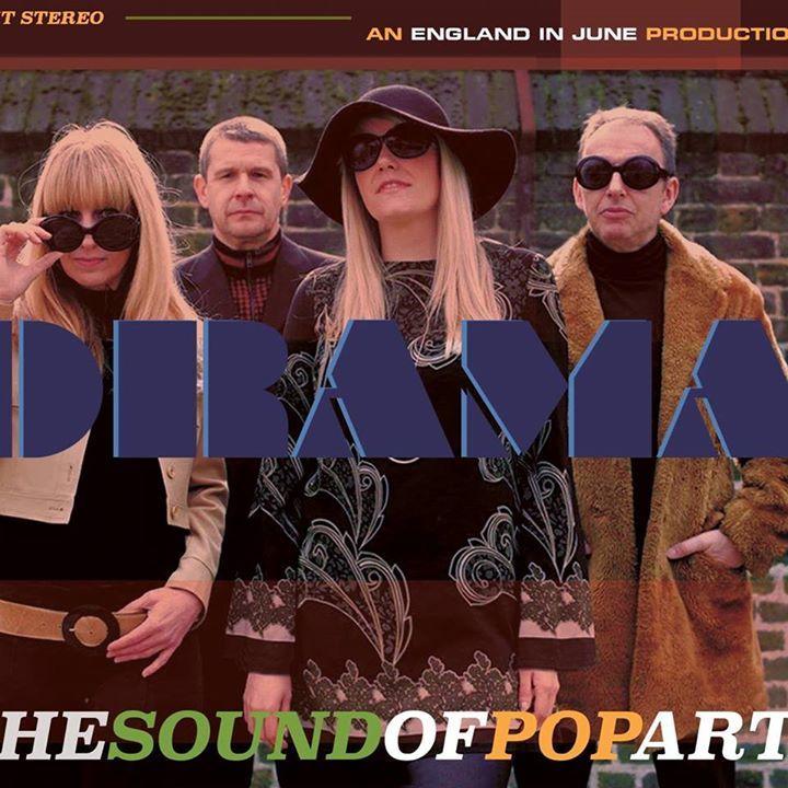 The Sound Of Pop Art Tour Dates
