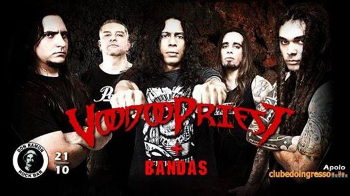 VoodooPriest @ Dom Ramon Rock Bar - Guarulhos, Brazil