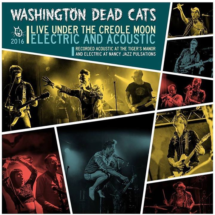 Washington Dead Cats Tour Dates