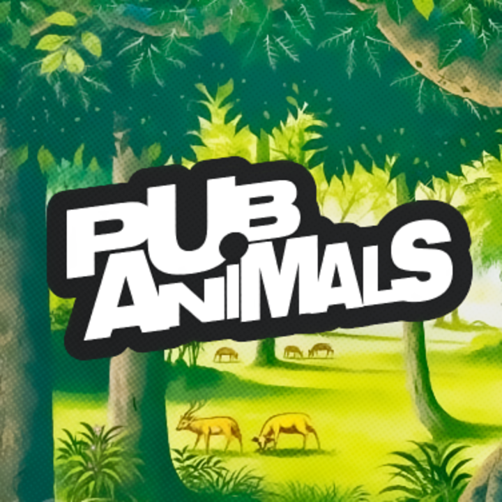 Pub Animals Tour Dates