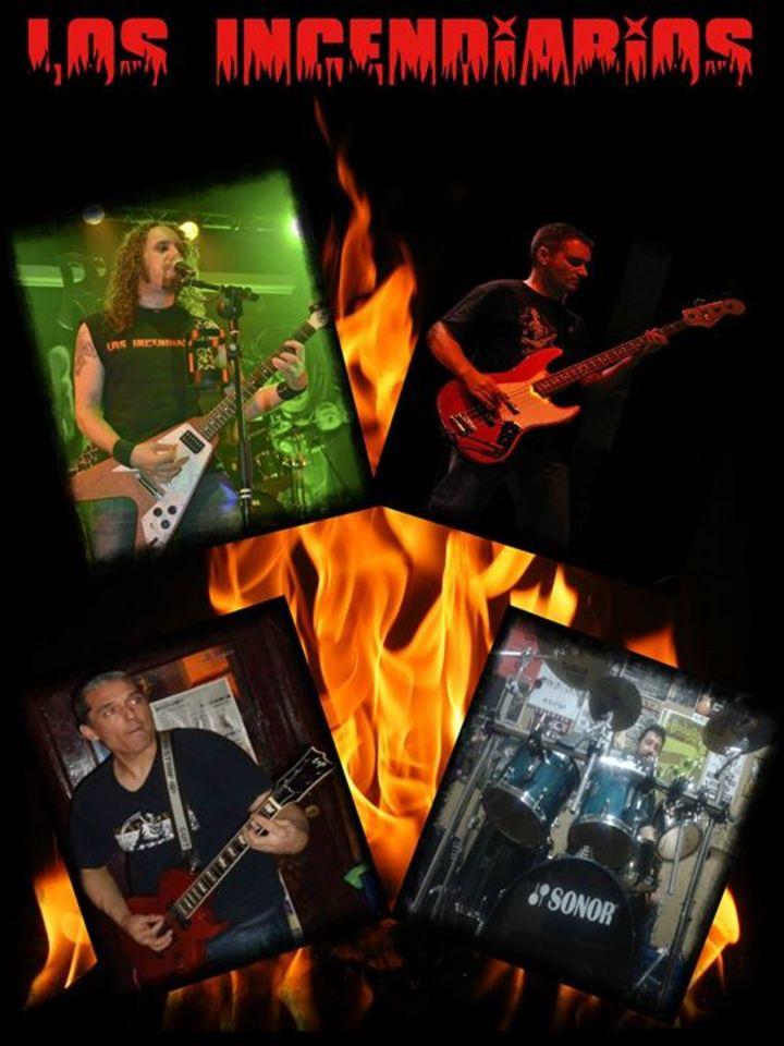 Los Incendiarios Tour Dates