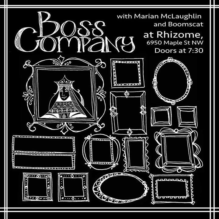 Boss Company Tour Dates