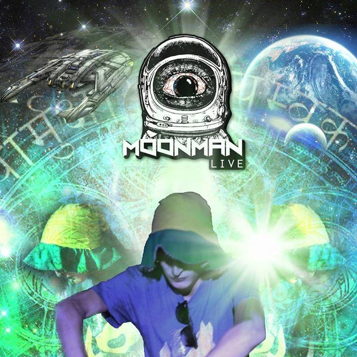 Moonman Tour Dates