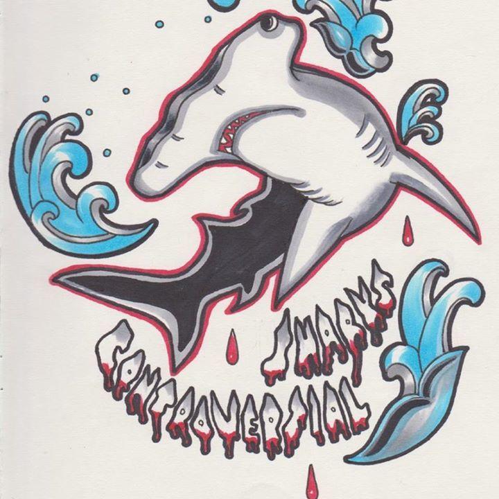 Controversial Sharks Tour Dates