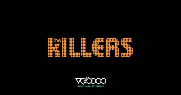 The Killers @ City Park - New Orleans, LA