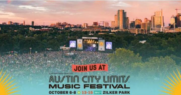 The Killers @ Austin City Limits - Austin, TX