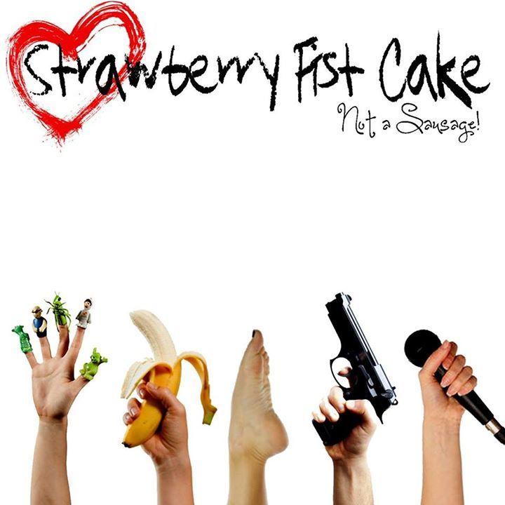 Strawberry Fist Cake Tour Dates