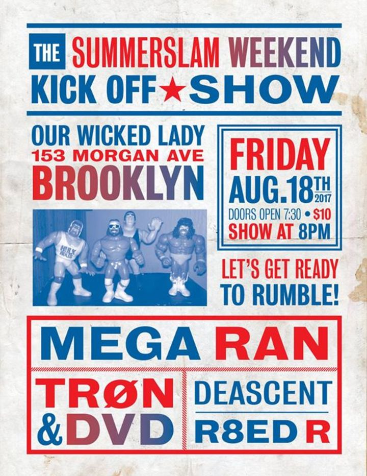 Tron & DVD Tour Dates