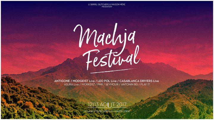 Workerz @ Machja Festival - Olmi-Cappella, France
