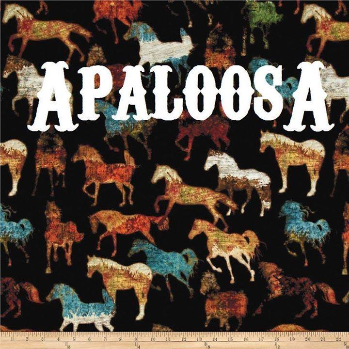 Apaloosa Tour Dates