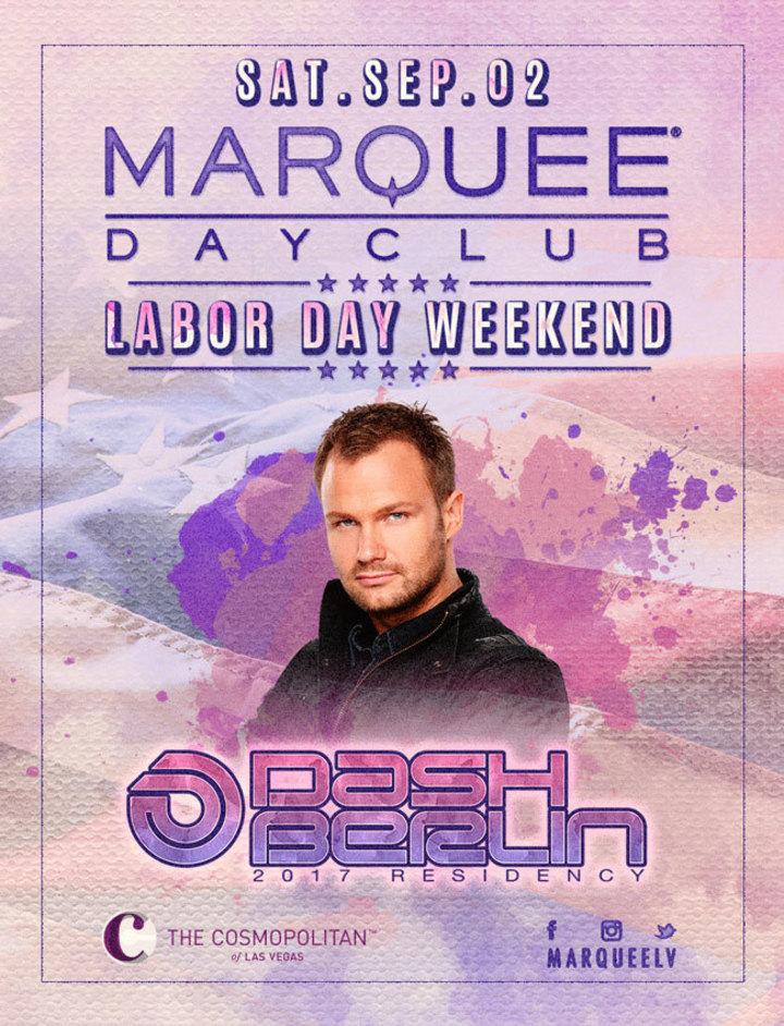 Dash Berlin @ Marquee Dayclub - Las Vegas, NV