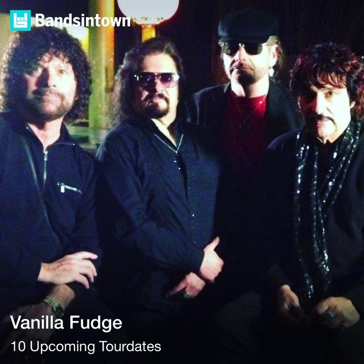 Vanilla Fudge @ Paramount Hudson Valley - Peekskill, NY