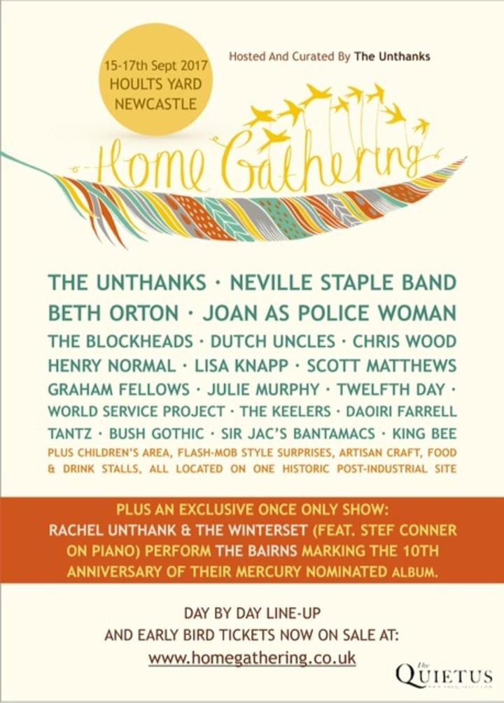 Scott Matthews @ Home Gathering Festval - Newcastle, United Kingdom