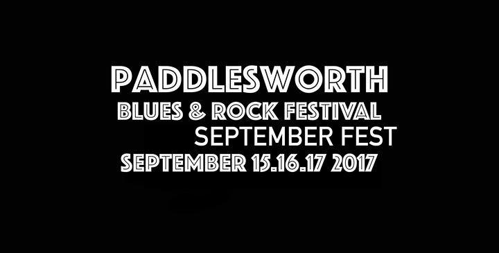 Malcolm Bruce @ Paddlesworth Blues & Rock Festival - Shepway, United Kingdom