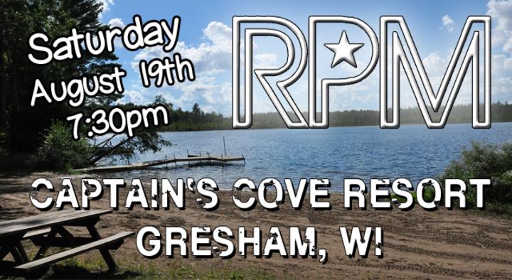RPM (Official) @ Captain's Cove Resort - Gresham, WI