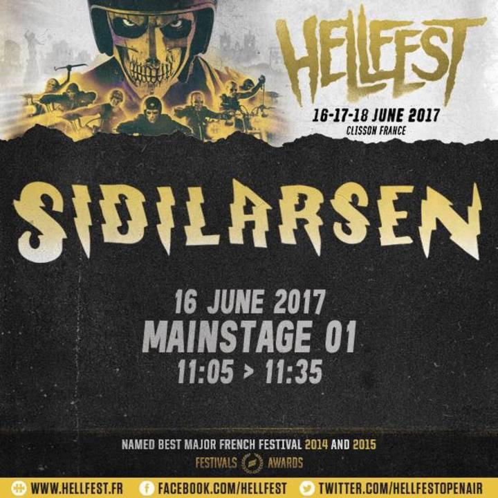 Sidilarsen @ L'ATELIER - Cluses, France