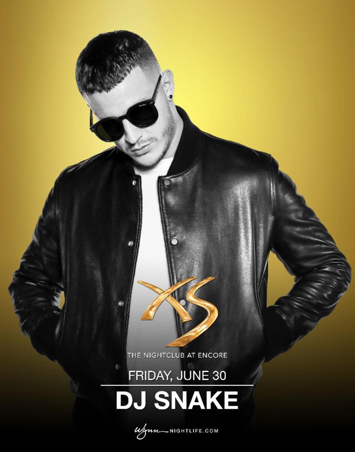 DJ Snake @ XS - Las Vegas, NV