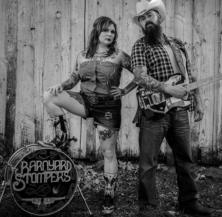 Barnyard Stompers @ Roosters Country Bar  - Mesa, AZ