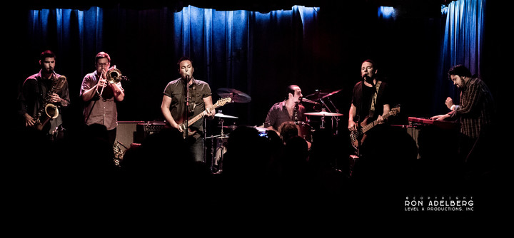 Billy Walton Band @ Golden Nugget/The Deck - Atlantic City, NJ