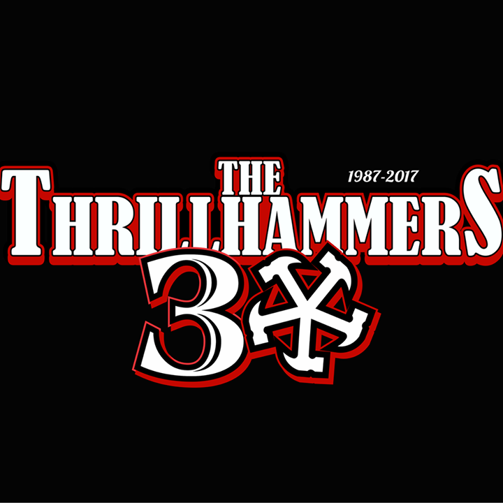 The Thrillhammers Tour Dates