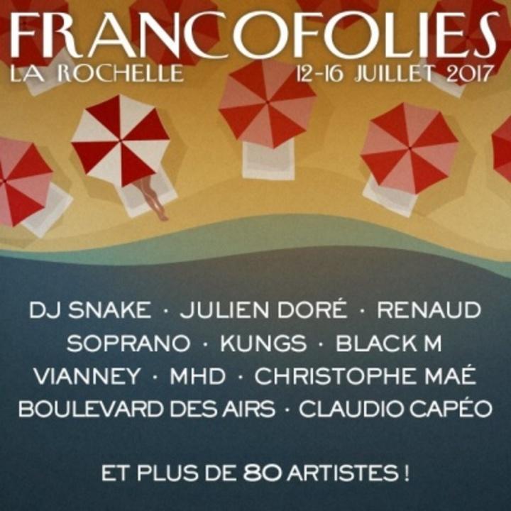 DJ Snake @ Esplanade Saint-Jean d'Acre - La Rochelle, France