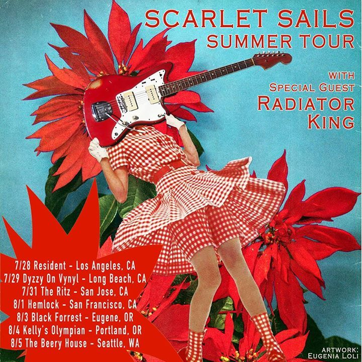 Scarlet Sails Tour Dates