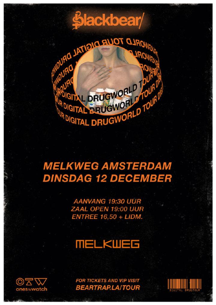 Blackbear @ Melkweg - Amsterdam, Netherlands