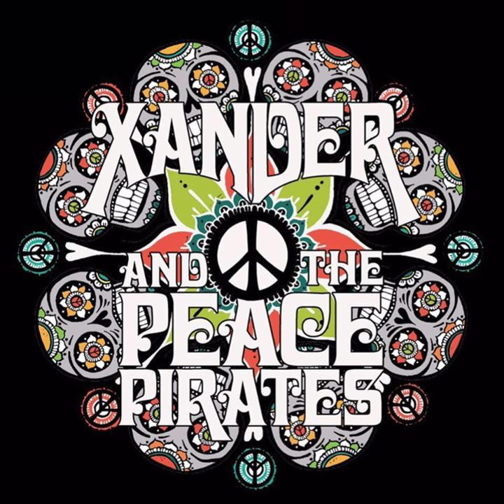 Xander & The Peace Pirates Tour Dates