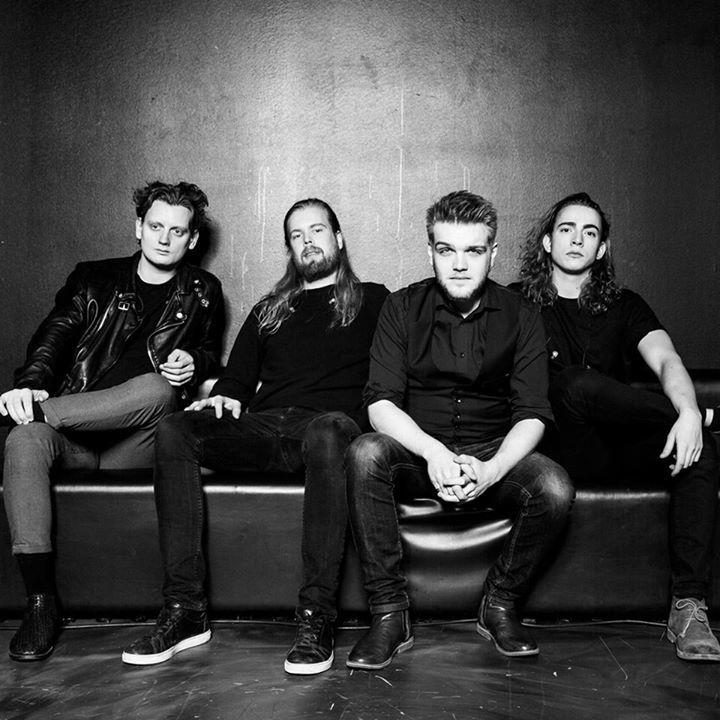 Jacob Dinesen Band @ Posten - Odense C, Denmark