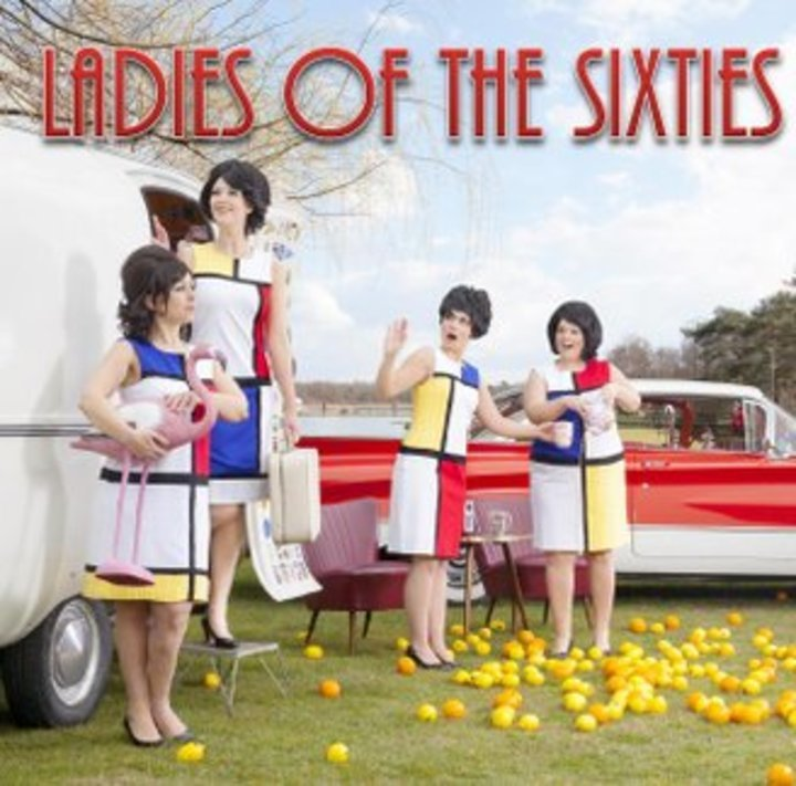 Jan Kusseneers @ Ladies of the sixties @ Park Bel-Air - Willebroek, Belgium