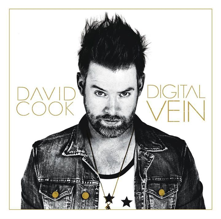 David Cook @ Amaturo Theater at Broward Center - Ft Lauderdale, FL