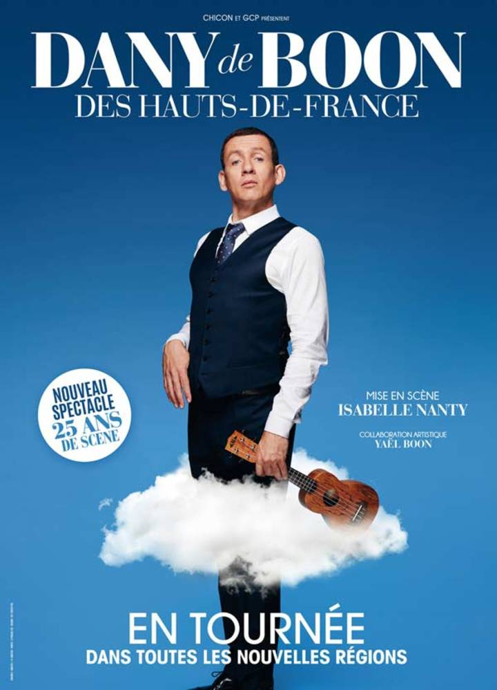 Dany Boon @ Zenith de Toulouse - Toulouse, France
