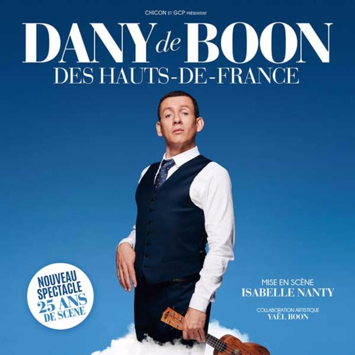 Dany Boon @ Bourse du Travail - Lyon, France